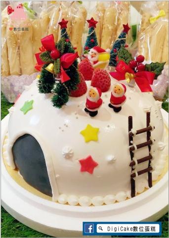 點此進入浪漫雪屋 聖誕蛋糕的詳細資料!