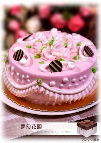 點此進入夢幻花園 蛋糕的詳細資料!