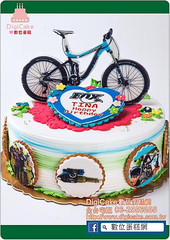 點此進入客製腳踏車蛋糕的詳細資料!