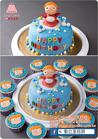 點此進入主題翻糖蛋糕+杯子蛋糕的詳細資料!