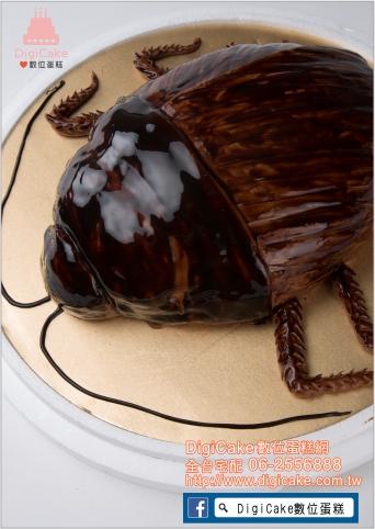 點此進入大蟑螂 立體造型蛋糕的詳細資料!