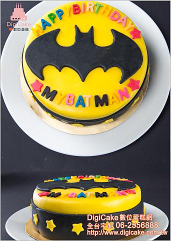 點此進入翻糖蝙蝠造型蛋糕的詳細資料!