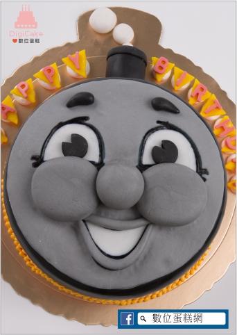 點此進入卡通火車造型蛋糕的詳細資料!