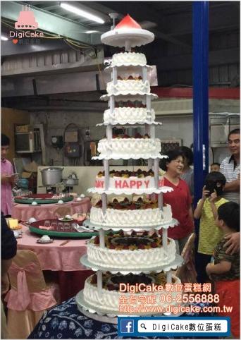 點此進入大壽賀喜多層蛋糕的詳細資料!