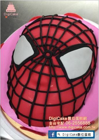 點此進入蜘蛛面具造型蛋糕的詳細資料!