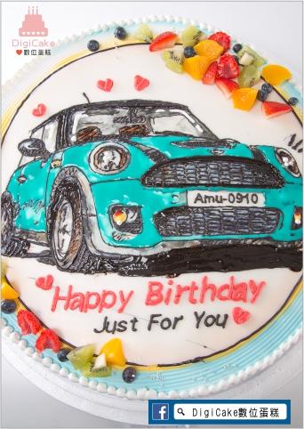 點此進入手繪汽車蛋糕的詳細資料!