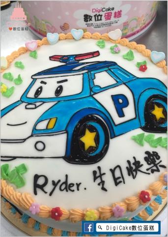 點此進入警車手繪蛋糕的詳細資料!