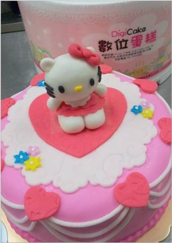 點此進入無嘴貓翻糖公仔造型蛋糕的詳細資料!