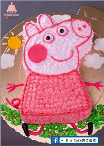 點此進入佩佩豬造型蛋糕的詳細資料!