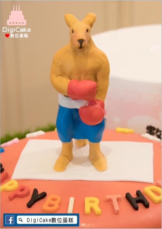 點此進入翻糖拳擊袋鼠造型蛋糕的詳細資料!