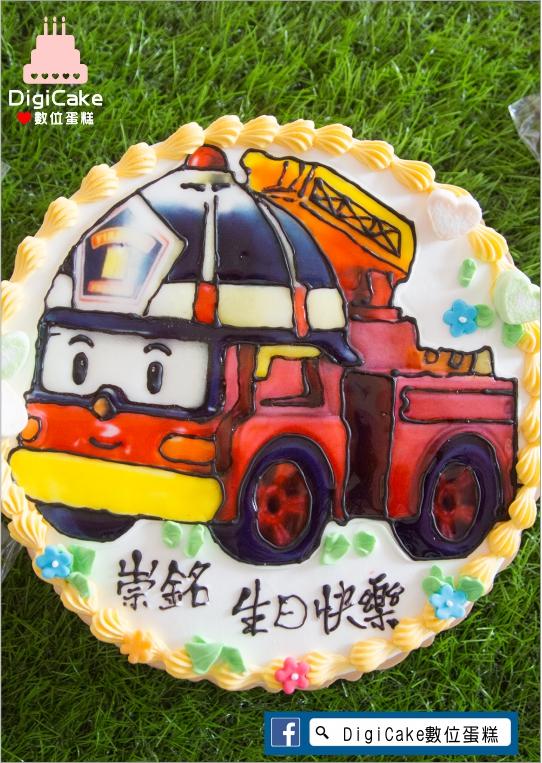 點此進入羅伊車手繪蛋糕的詳細資料!