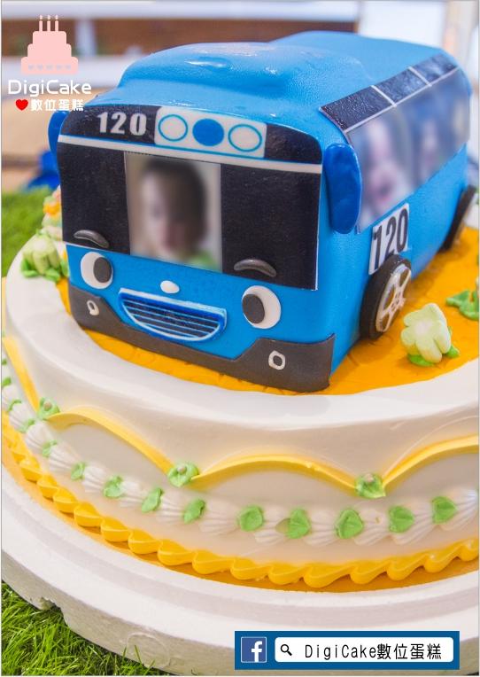 點此進入Tayoyo公車造型蛋糕的詳細資料!