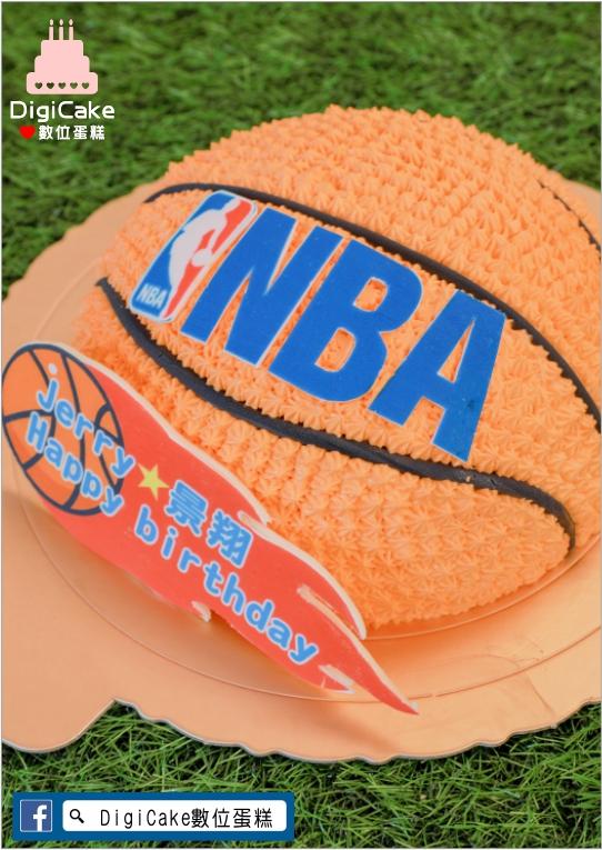 點此進入NBA籃球造型蛋糕的詳細資料!