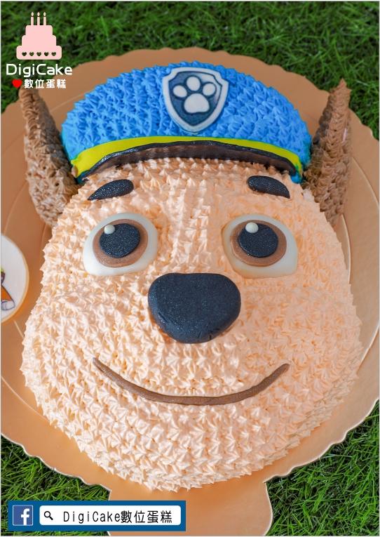 點此進入阿奇狗警察造型蛋糕的詳細資料!