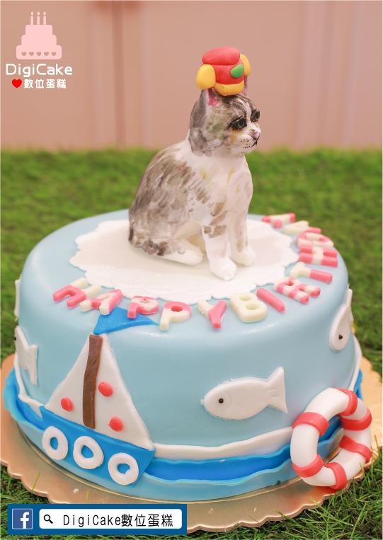 點此進入虎斑貓造型蛋糕的詳細資料!
