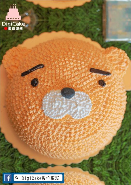 點此進入獅子熊造型蛋糕的詳細資料!