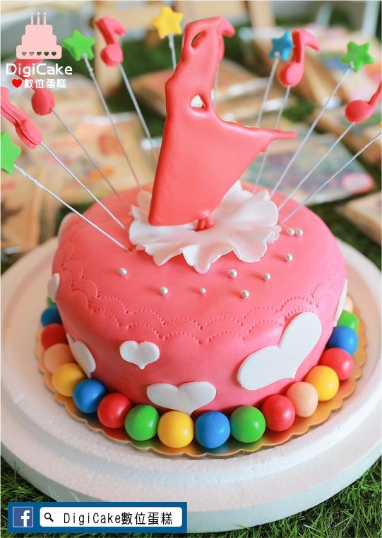 點此進入優雅舞者翻糖造型蛋糕的詳細資料!