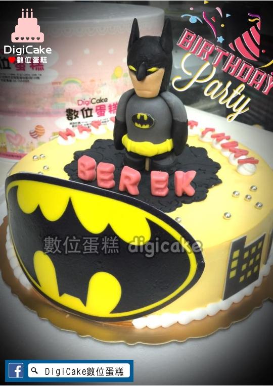 點此進入翻糖蝙蝠俠造型蛋糕的詳細資料!