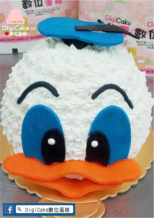 點此進入唐老鴨寶寶造型蛋糕的詳細資料!