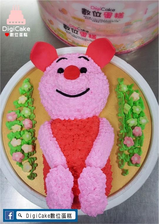 點此進入小豬造型蛋糕的詳細資料!