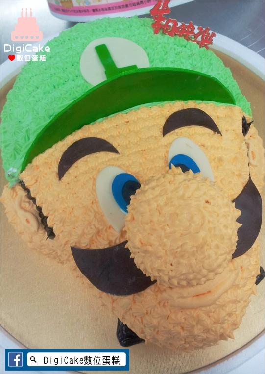 點此進入瑪莉兄弟路易造型蛋糕的詳細資料!