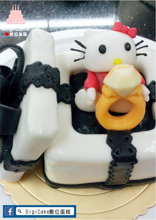 點此進入KITTY戒指盒翻糖造型蛋糕的詳細資料!