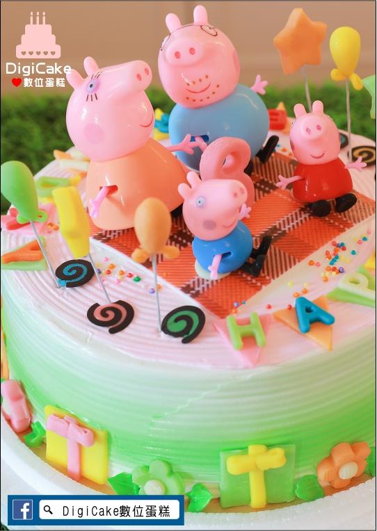 點此進入佩佩豬一家生日派對玩具造型蛋糕的詳細資料!
