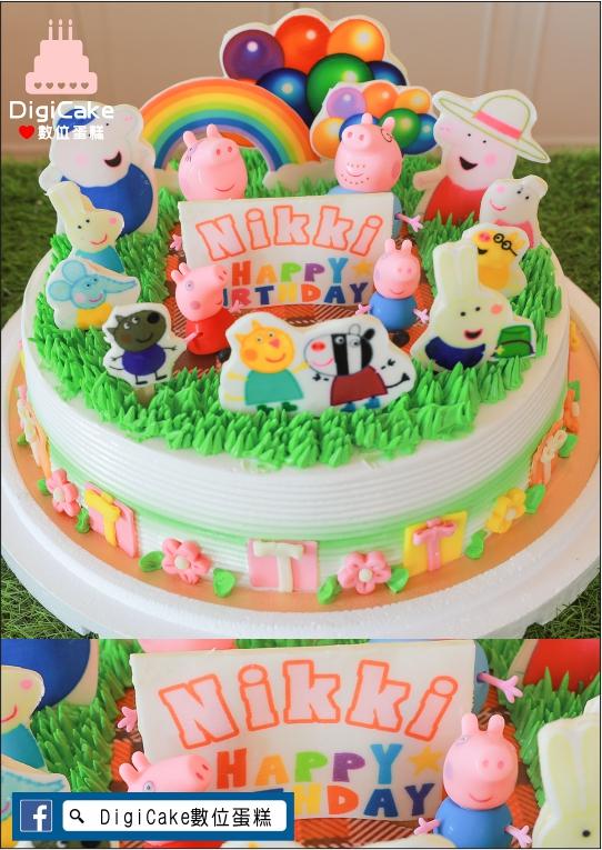 點此進入佩佩豬總動員玩具造型蛋糕的詳細資料!