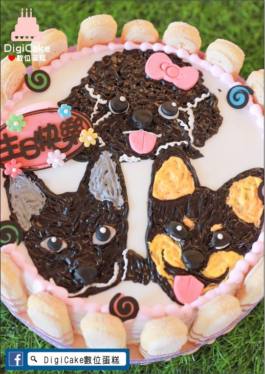 點此進入手繪愛寵餅乾圍邊造型蛋糕的詳細資料!