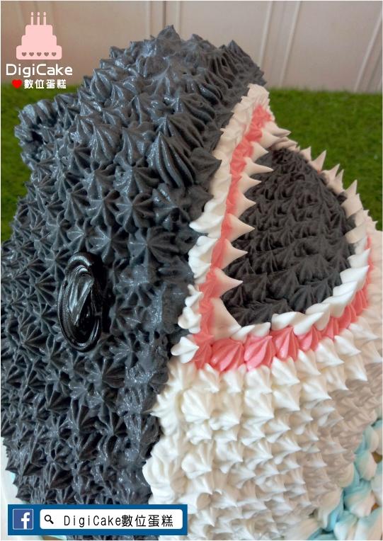 點此進入大鯊魚造型蛋糕的詳細資料!