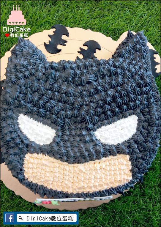 點此進入蝙蝠人大頭造型蛋糕的詳細資料!