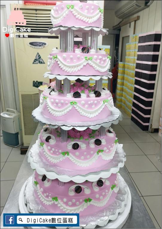 點此進入夢幻花園 五層蛋糕的詳細資料!