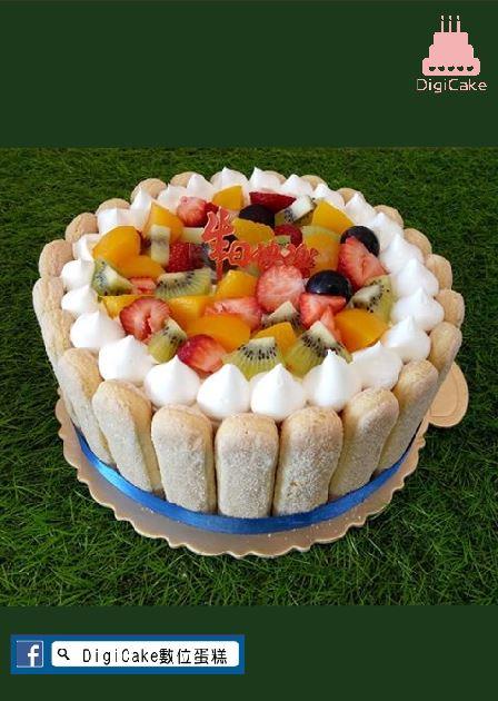 點此進入水果花園拉錢蛋糕 (手指餅乾圍邊)的詳細資料!