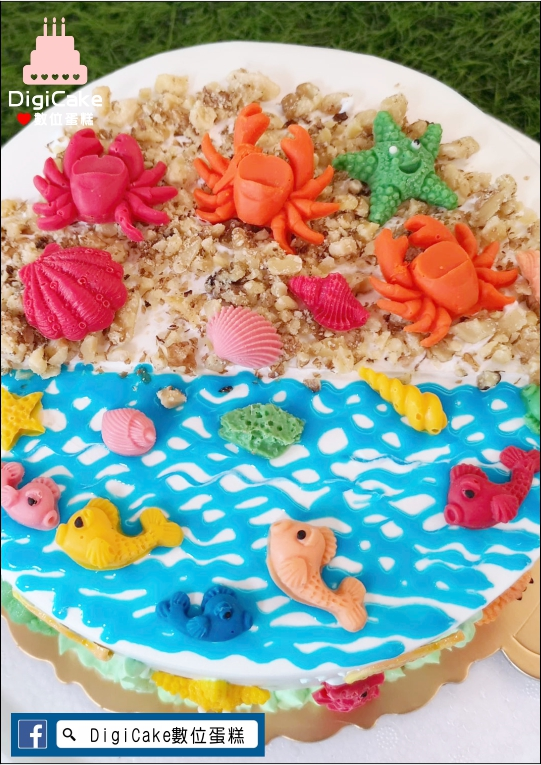 點此進入海底世界造型蛋糕的詳細資料!