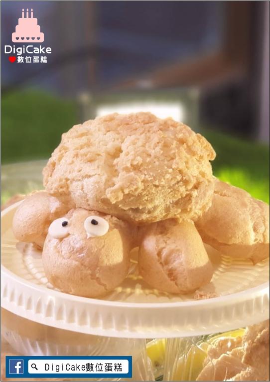 點此進入祝壽烏龜大泡芙的詳細資料!