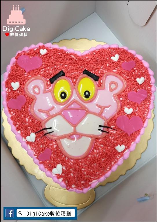 點此進入頑皮豹手繪愛心蛋糕的詳細資料!