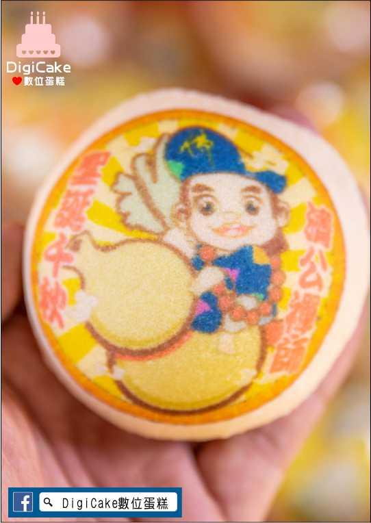 點此進入濟公禪師 彩噴黑糖椪餅的詳細資料!